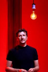 Federico Tiezzi Il Pappagallo verde (foto di Marcello Norberth)