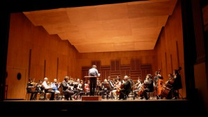 camera acustica Teatro Manzoni