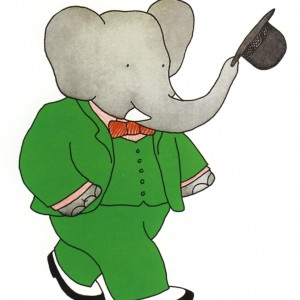 L'elefantino Babar