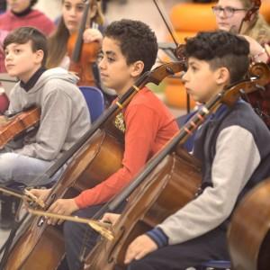 NASCE L'ORCHESTRA SOCIALE In concerto il 31 maggio Chiesa di San Francesco