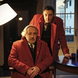 L'APPARENZA INGANNA  regia Federico Tiezzi 21 gennaio