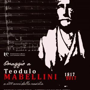 Concerto finale bicentenario Teodulo Mabellini