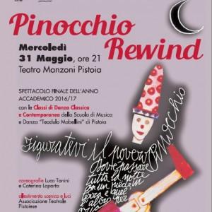 Pinocchio rewind
