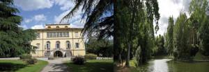 villa e parco di scornio