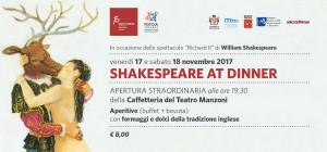 ShakespeareAtDinner