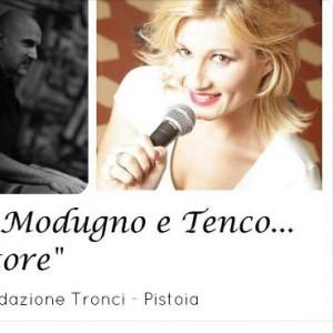 """Sogni e suggestioni – Modugno e Tenco… """"Un incontro d'autore"""""""
