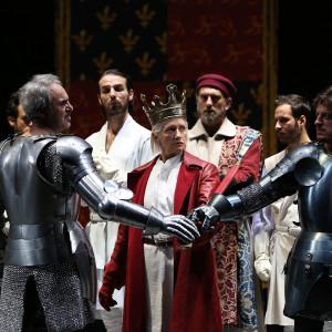 RICHARD II con Maddalena Crippa regia Peter Stein 17-19 nov