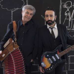 UN MISTERO DI SOGNI AVVERATI. Il concerto dei Canti Orfici di Campana – Massimiliano Larocca e Riccardo Tesi