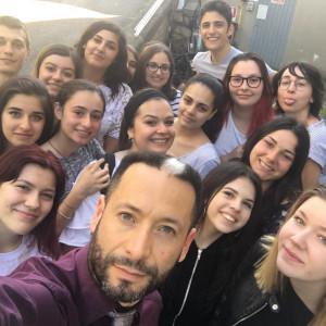 23 maggio VICTOR … FRANKENSTEIN itc Forti Monsummano #scuolainscena