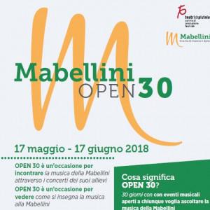 MABELLINI OPEN 30