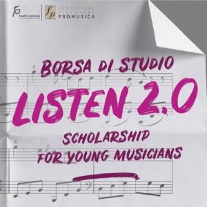 BANDO LISTEN 2.0. – ONLINE LA GRADUATORIA IDONEI