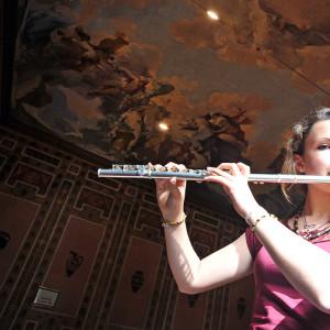 Esercitazione della classe di flauto