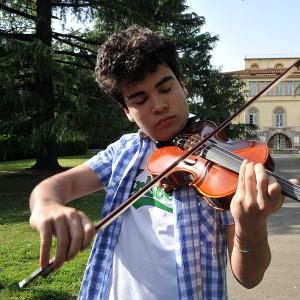 Esercitazione della classe di Violino