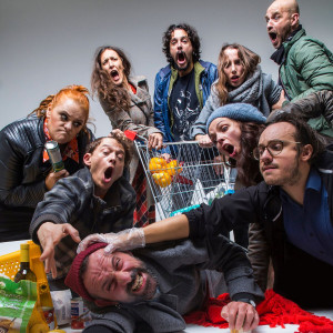 SUPERMARKET a modern musical tragedy