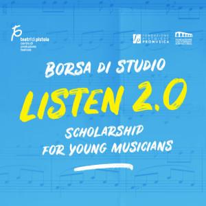 BANDO LISTEN 2.0 – LA GRADUATORIA 2020