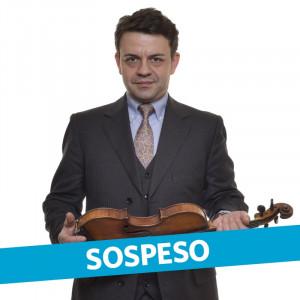 classica 18 | OLEKSANDR SEMCHUCK, violino || SOSPESO ||