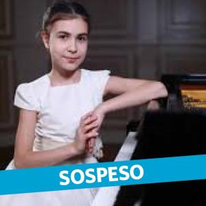 classica 18 | ALEXANDRA DOVGAN, pianoforte || SOSPESO ||