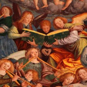 SELVA DI VARIE VOCI. Viaggio alla scoperta della polifonia sacra antica #mabellini didattica online