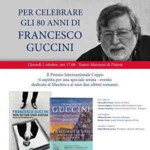FRANCESCO GUCCINI SI RACCONTA – Premio Letterario Internazionale Ceppo