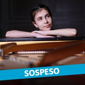 ALEXANDRA DOVGAN Musica da Camera || Promusica ||| SOSPESO |||