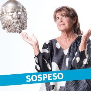 LA VEDOVA SOCRATE ||| SOSPESO |||