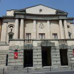 Teatro Manzoni   la facciata
