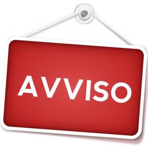 AVVISO    11.3.2021 RIPRISTINATO IL FUNZIONAMENTO DEL SERVIZIO EMAIL