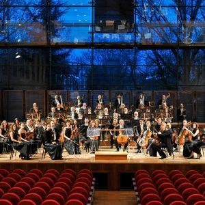 FILARMONICA ARTURO TOSCANINI diretta da CARLO GOLDSTEIN   19 maggio ore 19.30  Teatro Manzoni
