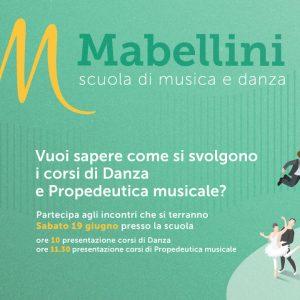 PRESENTAZIONE CORSI DI DANZA  E PROPEDEUTICA MUSICALE