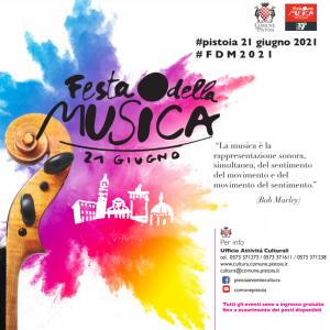 FESTA DELLA MUSICA 2021 – VOCI NEL TEMPO