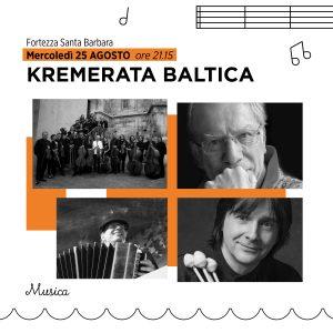 KREMERATA BALTICA   G. KREMER – P.A. GLORVIGEN – A. PUSHKAREV